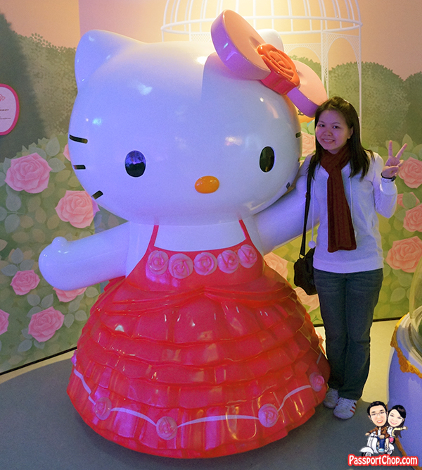 hello kitty overload jeju exhibition