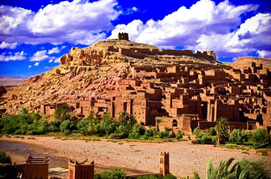 morocco Ait-Benhaddou
