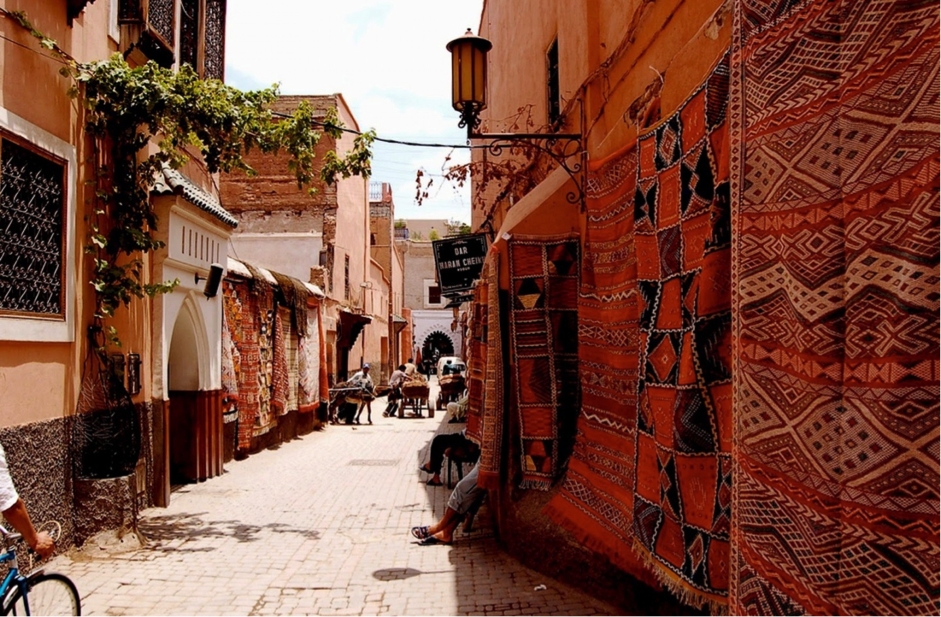morocco travel things to do