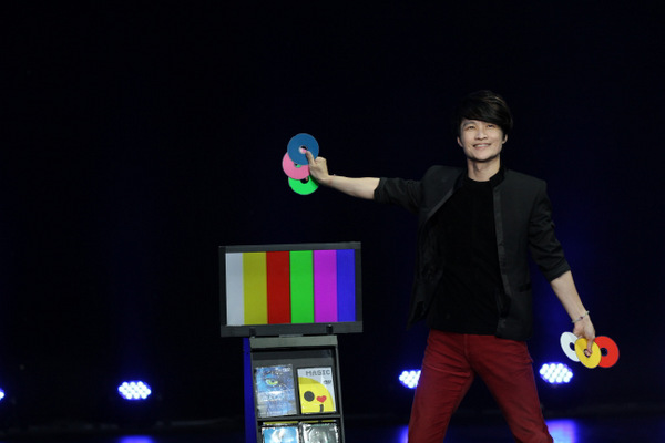 Jeff Lee Asian Magician Genting Resorts Show