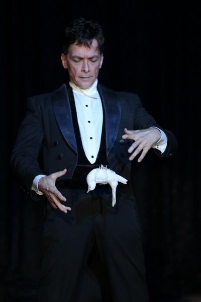 Joseph Gabriel Resorts Genting Magic Show