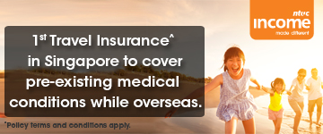 ntuc income travel insurance prex