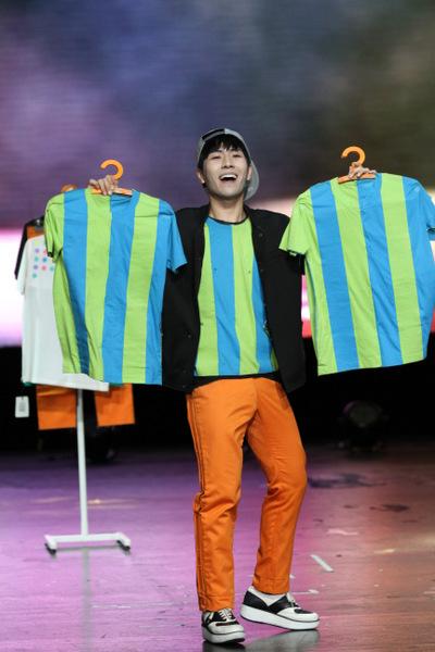 One Gun T shirt magic Korean Genting Resorts World