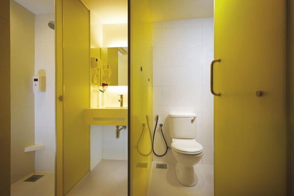 Resorts World Genting First World Hotel Deluxe Annex XYZ Room Toilet