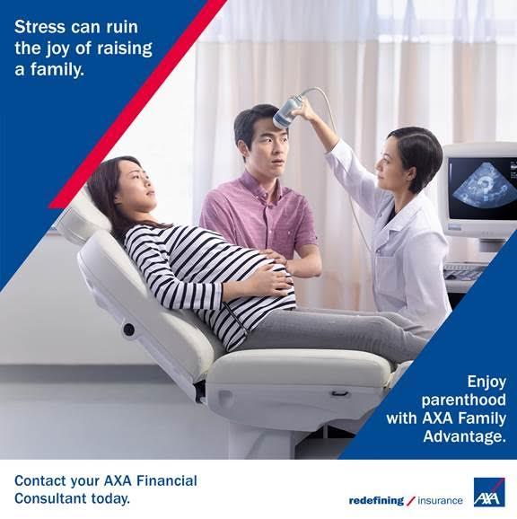 axa family advantage insurance pregnancy