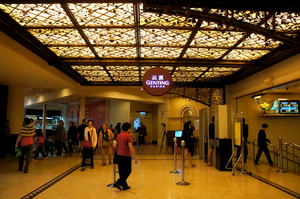 genting gambling resorts world casino
