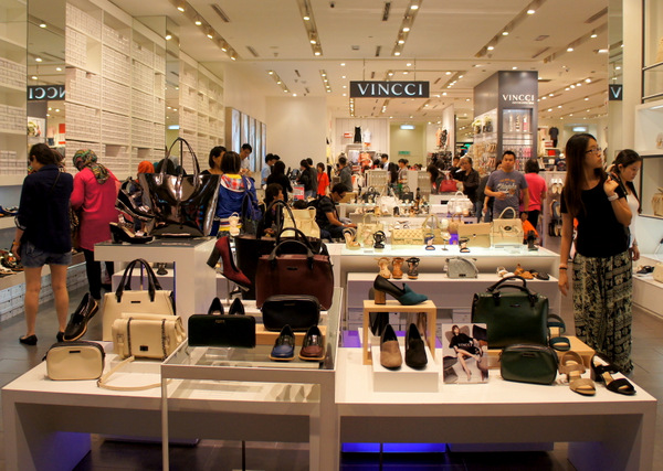 genting retail therapy shopping fos vincci