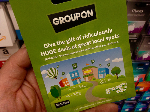 groupon travel
