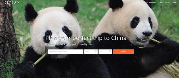 jetbay china tour