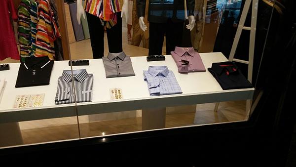 lee fashion tailor bangkok clothes sample
