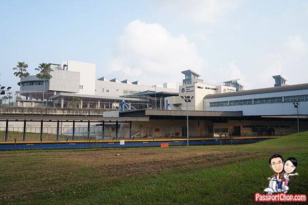 singapore train checkpoint woodlands