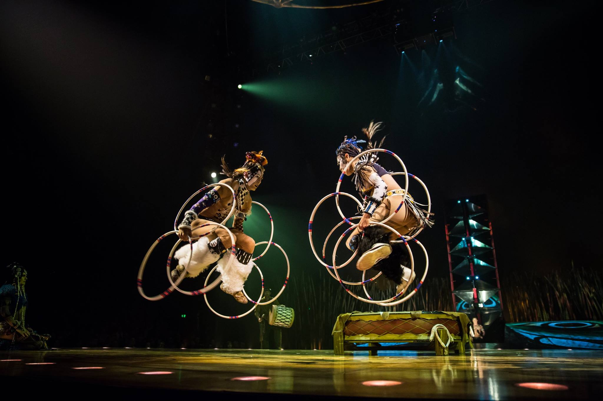 cirque du soleil totem review marina bay sands