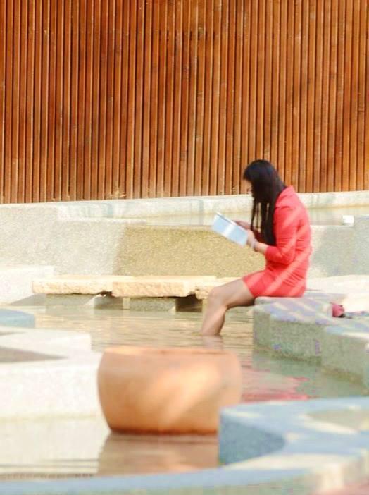 dongshih forest garden outdoor hot spring