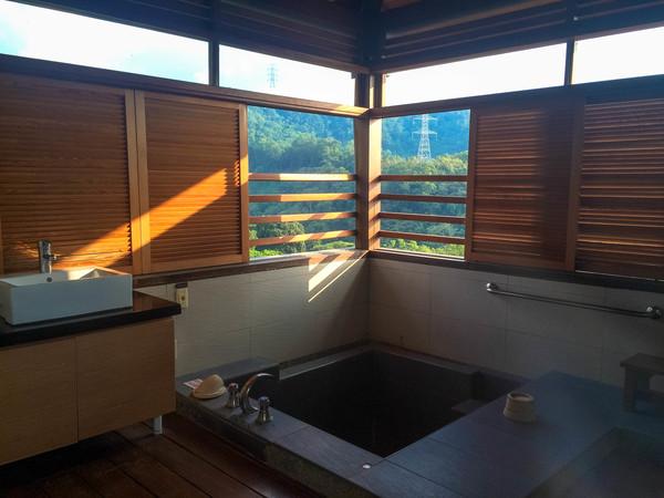 dongshih forest garden private hot spring room