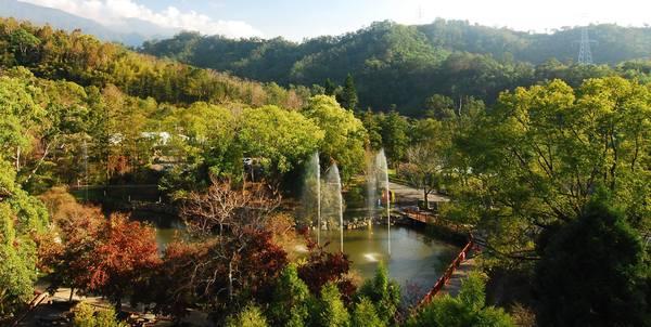 dongshih forest garden taiwan