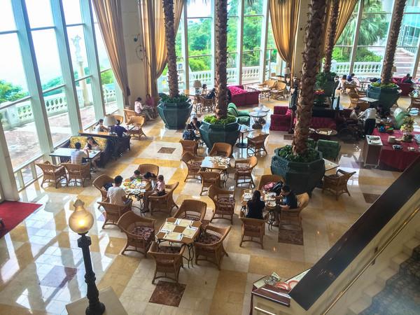 farglory hotel buffet breakfast