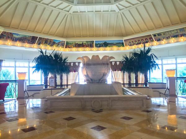 farglory hotel lobby