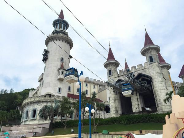 farglory ocean park hualien crystal castle