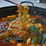 jeju kimchi hotpot