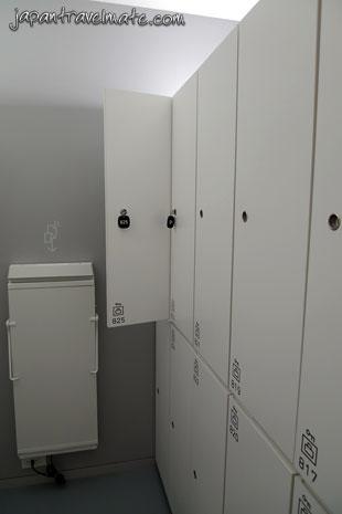 9hours-kyoto-shower-lockers
