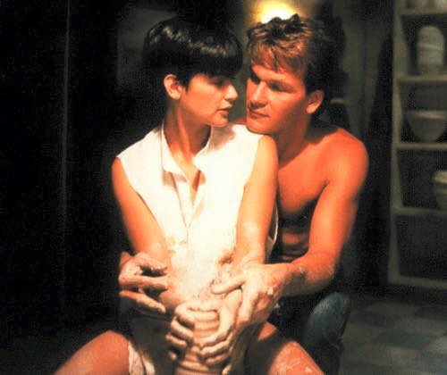 patrick swayze demi moore ghost movie musical