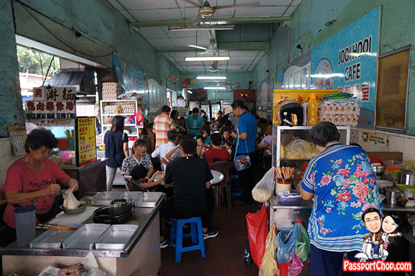 joo hooi cafe penang food review