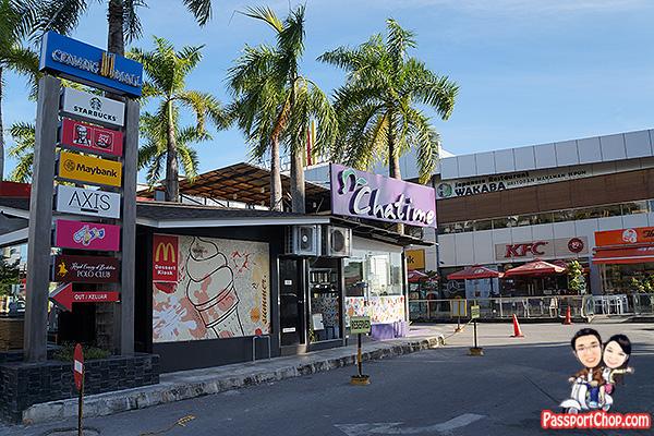 cenang mall jalan pantai cenang langkawi