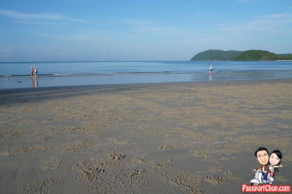 langkawi pantai cenang beach