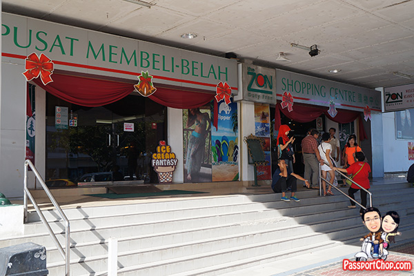 langkawi pantai cenang tax free shopping