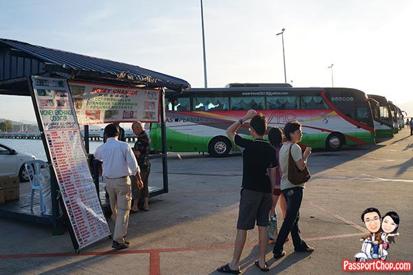 mobile money changer langkawi port