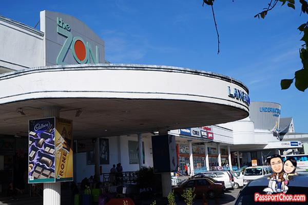 the zon pantai cenang langkawi tax free shopping
