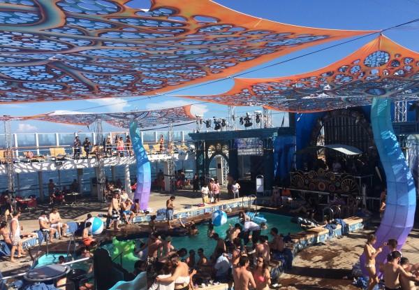 Deck party