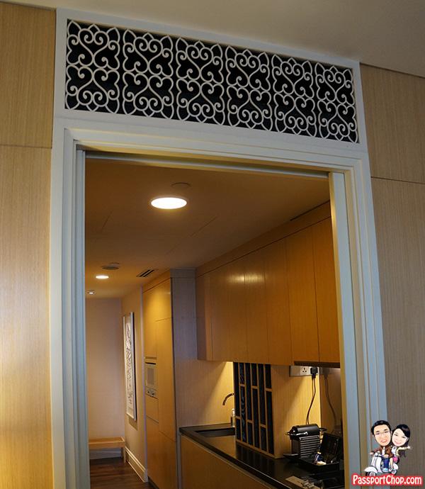 ascott raffles place heritage stair railings aircon