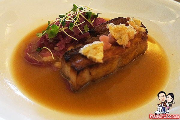 60 hour braised magalica pork belly white rabbit singapore review