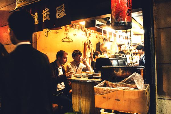 Shinjuku Hidden Streets 3