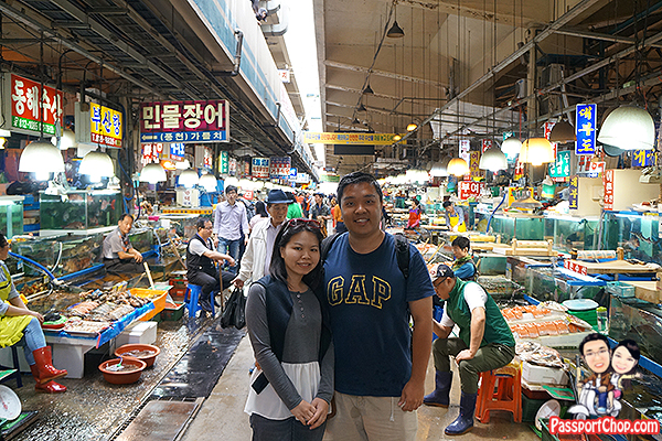 noryangjin fish market seafood review travel seoul