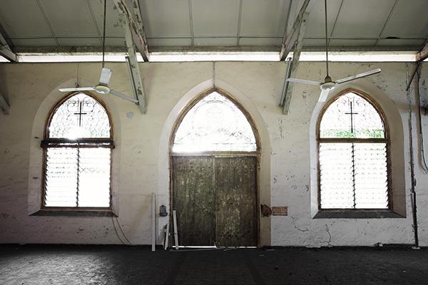the white rabbit chapel renovations
