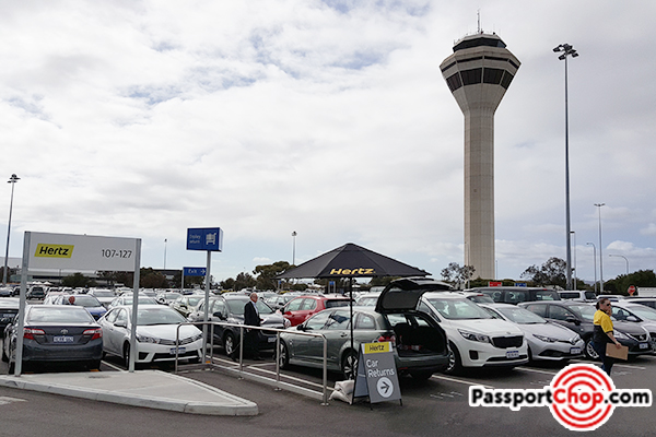 hertz-car-rental-return-carpark-perth-airport