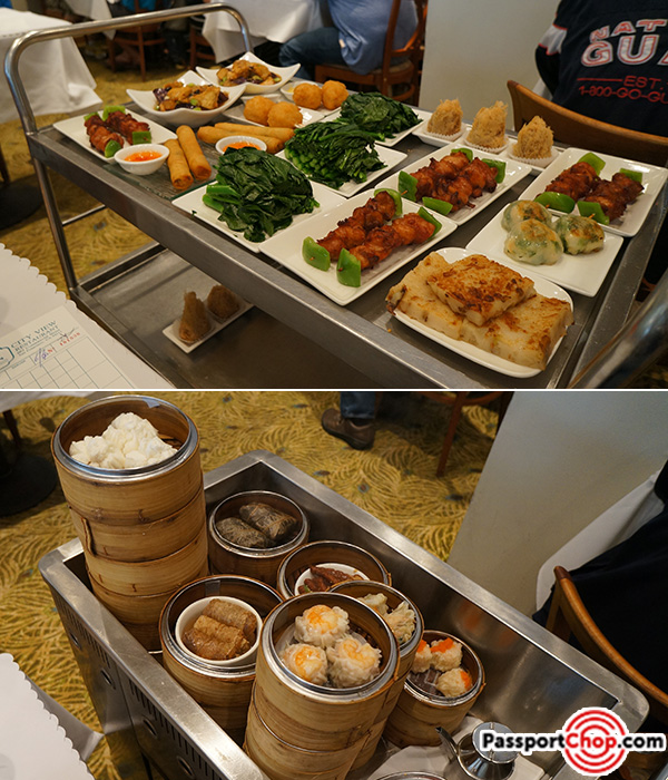 cityview restaurant chinatown dim sum cart