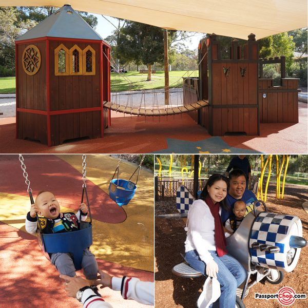 lotterywest family area kings park toddler