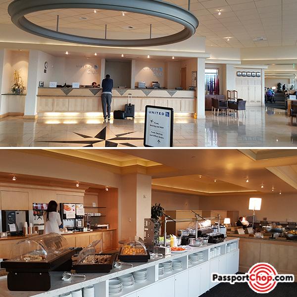 united lounge international terminals san francisco
