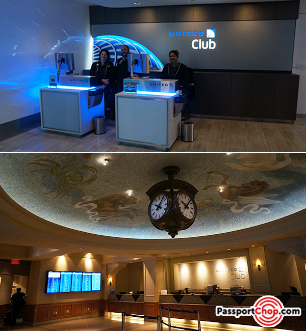 united lounge san francisco domestic terminals