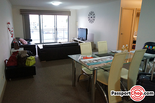 verandah apartment perth review