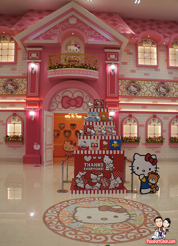hello kitty island jeju level 1 exhibition