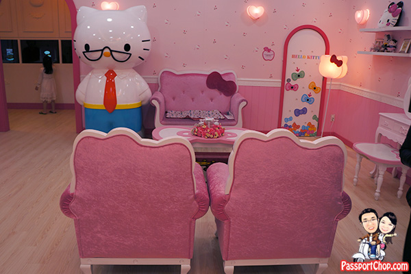 hello kitty sofa bedroom jeju island