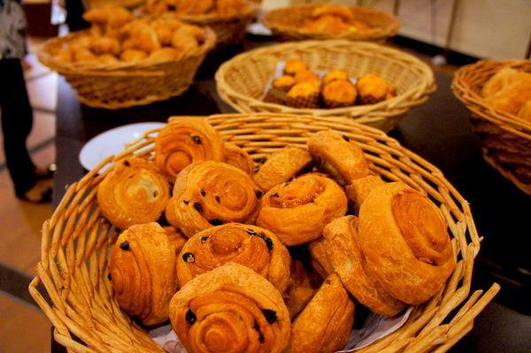 croissants first world hotel cafe buffet