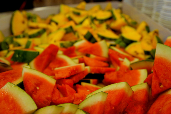 yellow watermelon genting