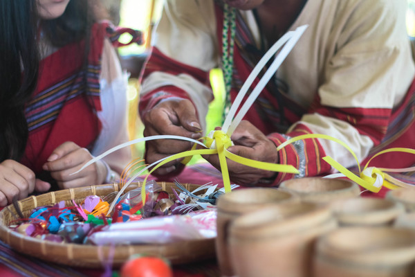 atayal tribe weaving culture