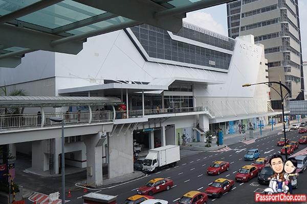 komtar jbcc johor malaysia singapore shopping