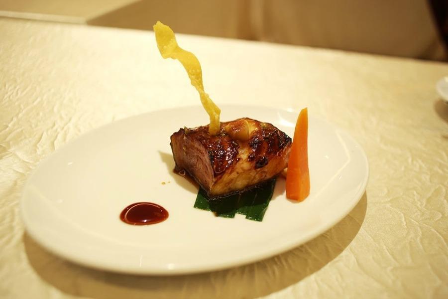 Wan Li Restaurant Oven Baked Cod Fish Fillet renaissance jb hotel